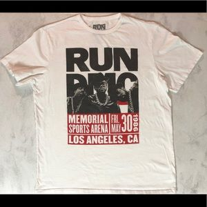EUC AE RUN DMC Concert T-shirt XL